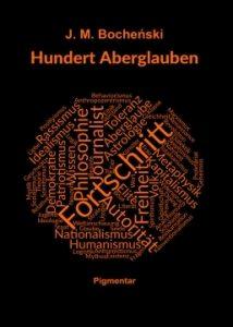 Cover J.M. Bochenski - Hundert Aberglauben